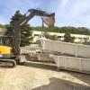 Après la démolition, l'évacuation des gravats et déchets des locaux industriels doit se faire dans les normes