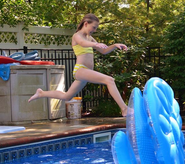 Sécurite de construction d'une piscine